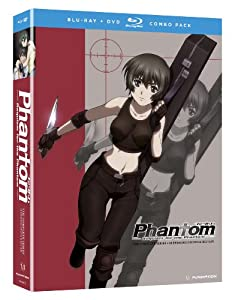 Phantom: Requiem for the Phantom (DVD + Blu-ray Combo) [Blu-ray]