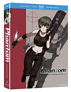 Phantom: Requiem for the Phantom [DVD + Blu-ray] [Import]