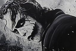 Dark Knight Poster Joker Ed Capeau (36\