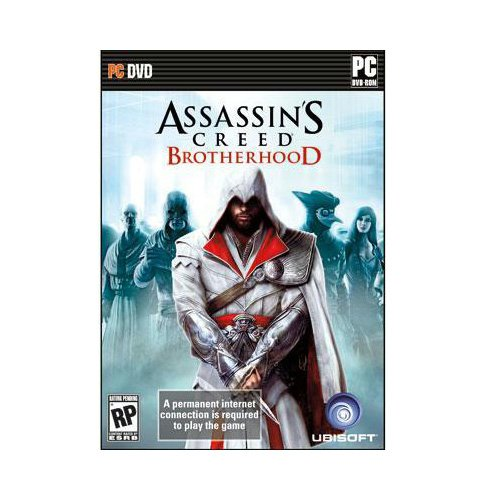 New Ubisoft Assassin's Creed: Brotherhood Action/Adventure Game Pc Excellent Performance
