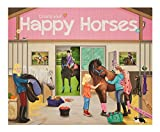 Trend 4079 – Create Your Happy Horses Malbuch