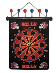 NFL Buffalo Bills Darts Dart Board