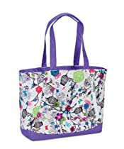 Hot Sale High Sierra Shelby Tote (16 x 14 x 5-Inch, Lilac Print)