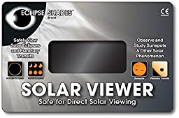 Rainbow Symphony Eclipse Viewer - Solar Shield