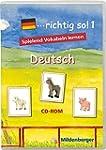 ...richtig so! 1. Deutsch. CD-ROM f�r...