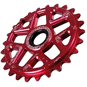 DMR Spin chainrings red (Design: 29 sprockets)