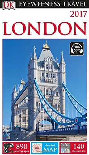DK Eyewitness Travel Guide: London, by DK
