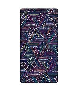 Creative Texture Sony Xperia T3 Case