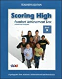 img - for Scoring High on SAT: Teacher Edition Grade 8 book / textbook / text book