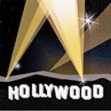 16 Serviettes Hollywood
