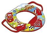 Lulabi Disney Cars Baby Reductor inodoro Suave con asas, rojo