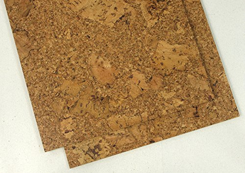 Low VOC Cork Flooring, 5/32