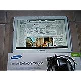 Samsung Tablet Galaxy Tab 2 Display 10.1 Pollici, Bianco, Samsung Italia