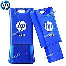 HP V260b 16GB USB2.0 Waterproof USB Flash Drive U Disk USB Pen Drive EUD-281440