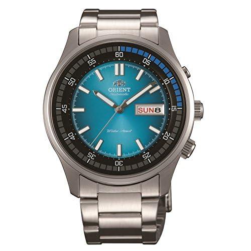 [オリエント]ORIENT 腕時計 自動巻 マーシャルコレクション 海外モデル 国内メーカー保証付き ブルー SEM7E003D9