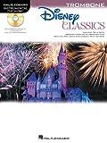 Disney Classics For Trombone - Instrumental Play-Along  CD/Pkg