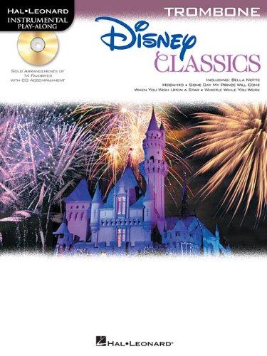 Trombone Play-Along (Disney Classics Playalong)