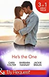 He's the One: Winning a Groom in 10 Dates / Molly Cooper's Dream Date / Mr Right There All Along (Mills & Boon by Request)