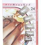 Guirma - Caja 24 uñas decoradas