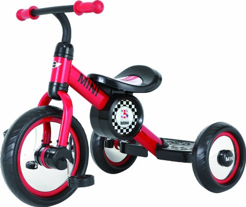 MINI KIDS TRICYCLE レッド