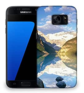 Snoogg Clean Water Image Designer Protective Phone Back Case Cover For Samsung Galaxy S7
