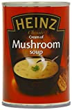 Heinz Classic Cream of Mushroom Soup 290 g (Pack of 12)