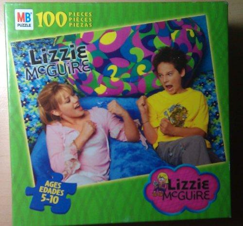 Lizzie McGuire 100pc. puzzle