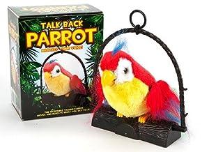 PMS International Talking Parrot