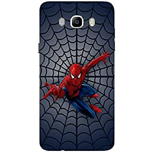 Spider Man - Mobile Back Case Cover For Samsung Galaxy J5 (2016)