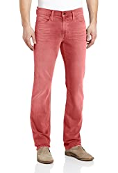 Joe's Jeans Men's Distressed Color Brixton Straight and Narrow Jean in Nectar