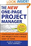 The New One-Page Project Manager: Com...
