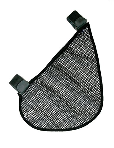 J.L. Childress Side Sling Stroller Cargo Net, Black (Side By Stroller compare prices)