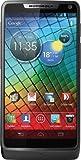 Motorola RAZR i Smartphone (10,9 cm (4,3 Zoll) Touchscreen, 8 Megapixel Kamera, 8GB Speicher, micro-USB, Android Jelly Bean) schwarz