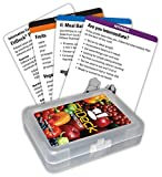 FitDeck Nutrition Exercise Playing Card