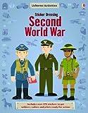 img - for Second World War (Sticker Dressing) book / textbook / text book