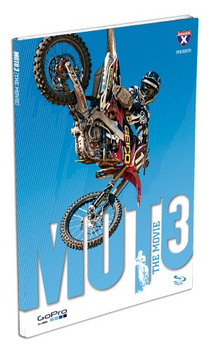 MOTO 3 The Movie Blu-Ray (Moving Pictures Blu Ray compare prices)