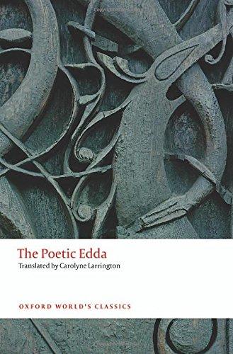 L'Edda poétique (Oxford du monde Classics)