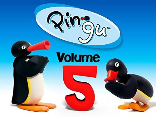 Pingu Volume 5