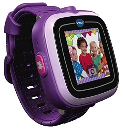 Vtech - 155755 - Jeu Electronique - Kidizoom - Smart Watch - Mauve