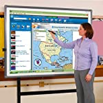 Numonics Intelliboard Interactive Whiteboard 77″