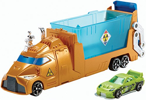 Hot Wheels Color Shifters Color Clean Machine Play Set