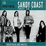 SINGLES A'S & B'S (CD) ~ SANDY COAST Cover Art