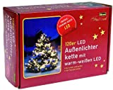 Lighting - Idena LED - Lichterkette 120-er, f�r Au�en, 20 m, warmes wei� 8325097