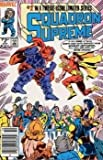 img - for Squadron Supreme #2 book / textbook / text book