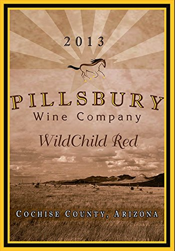 2013 Pillsbury Wine Company Wildchild Red 750Ml