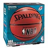 "Spalding NBA Varsity Rubber Outdoor Basketball - Intermediate Size 6 (28.5"")"