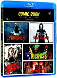 Comic Book Collector's Set (The Punisher / The Crow / Kick Ass / Sin City / The Spirit) [Blu-ray]