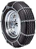 """Security Chain Company QG1142 Quik Grip Type PL Class """"S"""" Passenger Vehicle Tire Traction Chain - Set of 2"""