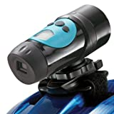 High Definition Outdoor Waterproof Action cam HD 720P Sport Helmet Action Video Camera DVR, AVI Video Format, Supports Upto 32GB SDHC Cards Ideal For Holidays, BMX, Skiing, Snowboarding, Rock-Climbing, Paintball, Skydiving, Swimming, ATV, Motocross, Hors