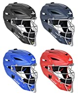All-Star MVP2500M Matte Paint System Seven Adult Catcher's Helmet (Call 1-800-327-0074 to order)
